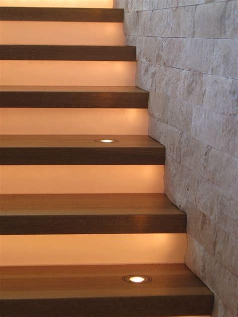 living room lighting ideas no overhead modern stair lighting modern staircase denver by