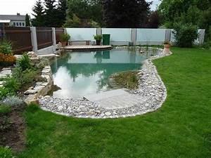 Gartengestaltung Mit Pool : naturpool natur pool naturschwimmbecken und garten ~ A.2002-acura-tl-radio.info Haus und Dekorationen
