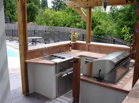 small outdoor kitchen ideas outdoor kitchen ideas for small spaces