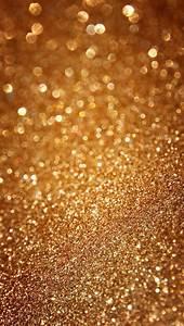 Gold glitter wallpaper | Iphone Wallpapers | Pinterest ...