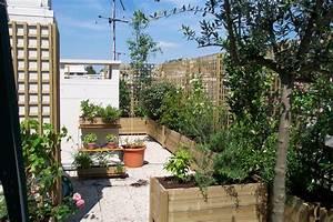 Cacher Vis A Vis Jardin : une terrasse oui mais sans vis vis ~ Dailycaller-alerts.com Idées de Décoration