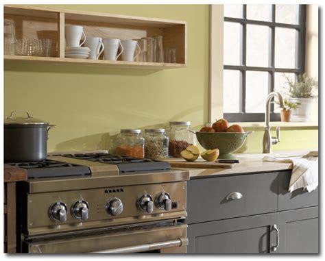 Green Kitchen Paint Colors & Ideas