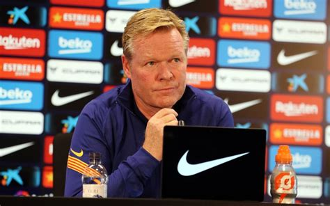 Ronald Koeman explains Lionel Messi absence from Barcelona ...