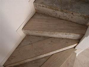 poser du parquet flottant sur un escalier With video pose parquet flottant