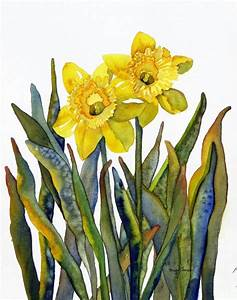 149 best images about DAFFODIL PAINTINGS on Pinterest ...