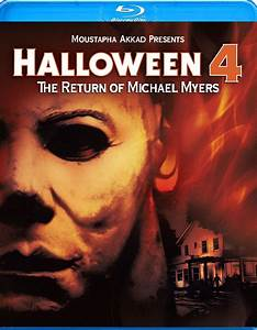 Halloween 4: The Return of Michael Myers DVD Release Date