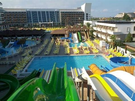 Picture Of Eftalia Splash Resort, Turkler