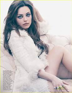 HeavenlyDivineChic Miss Mila Kunis