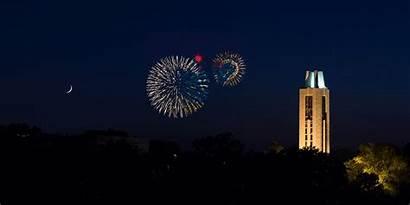 Celebrate Fireworks Celebration Giphy Gifs Kansas University