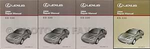2004 Lexus Es 330 Wiring Diagram Manual Original