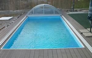 Plastový bazén 6×3