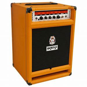 DISC Orange TB500C Terror Bass Combo Amp at Gear4music.com