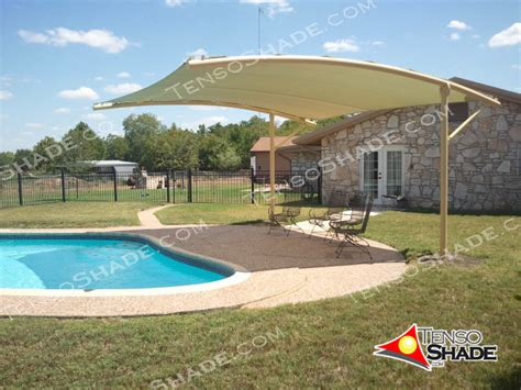 pool shade canopy pool and decks shade structures modern by
