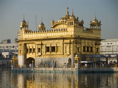 Golden Temple In Amritsar ~ India Tourism And Indian Culture