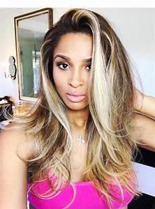 [PICS] Ciara's Blonde Highlights — See Her Lighter Hair ...