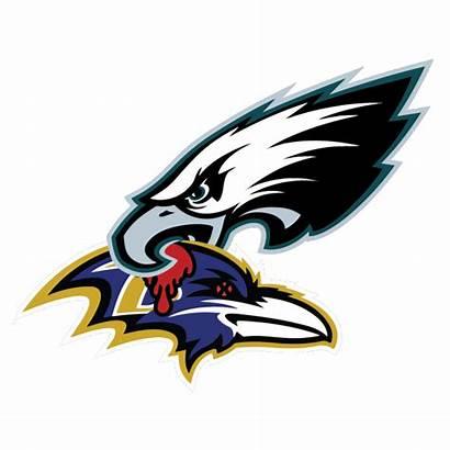 Eagles Philadelphia Ravens Nfl Baltimore Svg Eagle