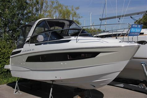 Boats For Sale Chichester by Jeanneau Leader 30 2017 Yacht Boat For Sale In Chichester