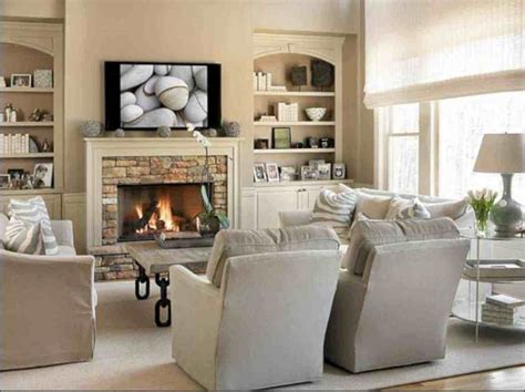 Small Living Room Ideas With Fireplace by 15 Living Room Furniture Layout Ideas With Fireplace To