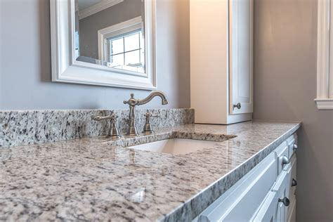 Ideas For Bathroom Countertops by Bathroom Countertop Ideas And Gallery East Coast Granite