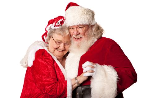 santa and mrs claus the hungry goddess
