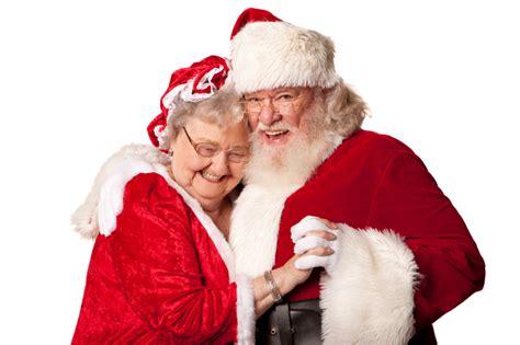 santa and mrs claus new calendar template site