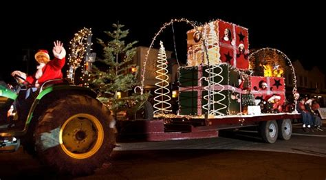 tractor christmas tree lights family friendly guide napa valley kid