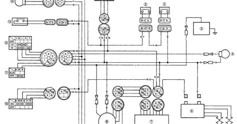 electrical wiring diagram yamaha scorpio sx 4 schematic diagram