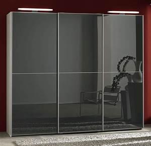 Kleiderschrank Mit Glastüren : kleiderschrank mit schwebet r g nstig online kaufen perry ~ Whattoseeinmadrid.com Haus und Dekorationen