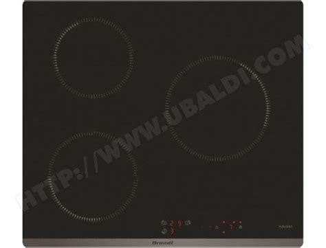 plaque induction brandt brandt bpi6310b plaque induction pas cher