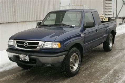 mazda trucks canada purchase used 2008 mazda b4000 base extended cab pickup 4