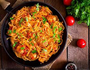 Metric Conversion Chart Yummy Pasta With Meatballs Recipe