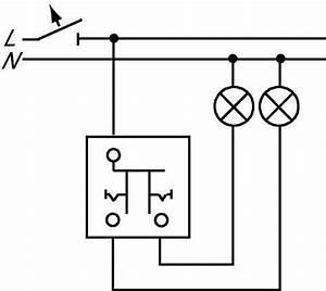 Serienschalter Wechselschalter Unterschied : busch j ger wippschalter einsatz 2000 6 usgl homeelectric ~ Lizthompson.info Haus und Dekorationen