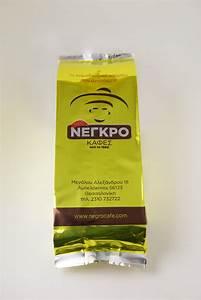 Flavoured filter coffee – Καφές Νέγκρο