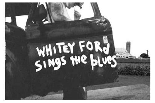 gloednieuw 100% hoge kwaliteit outlet verkoop Everlast whitey ford sings the blues download :: nersdurdidach