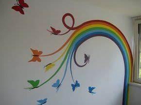 Wandbilder Kinderzimmer Mädchen : sigart siglinde reinders kunst creatief baby babyborden muur muurschilderingen schilder ~ A.2002-acura-tl-radio.info Haus und Dekorationen