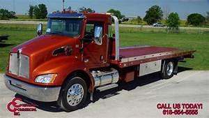 Kenworth T270 W  Chevron 21 U0026 39  Steel Lcg Carrier