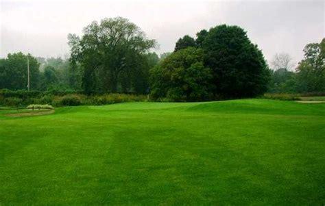 golf rouge park course detroit hole courses