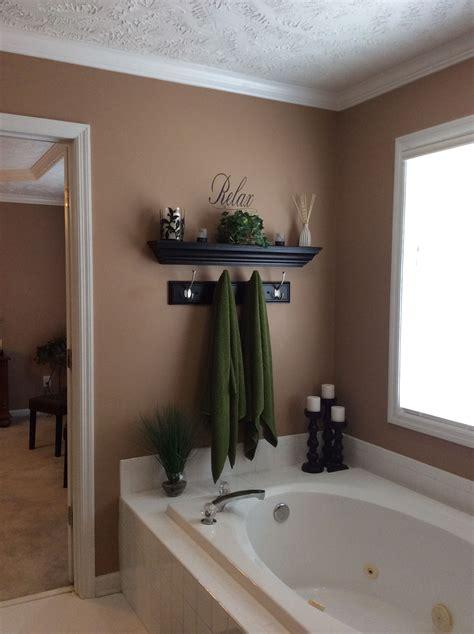 garden tub wall decor home decor   bathtub decor