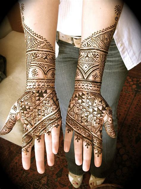 20 Best And Inspiring African Mehndi Designs And Henna