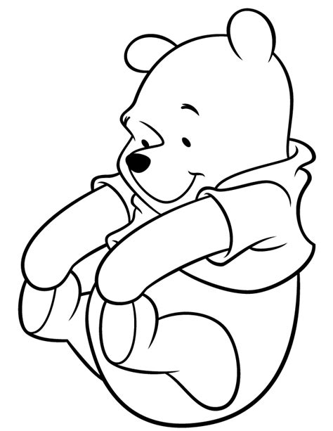 Winnie The Pooh Templates by Winnie The Pooh Pictures Free Coloring Home