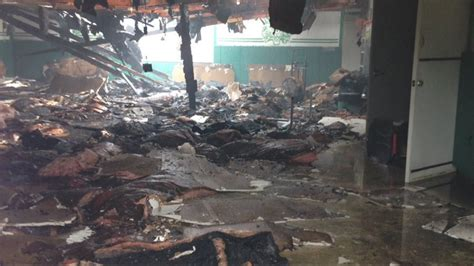 fire severely damages mogadore athletic field house wkyccom