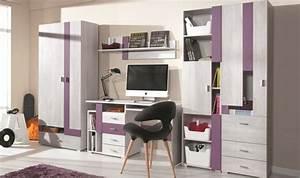 Bureau Chambre Ado Fille : colonne de rangement pour chambre enfant b joy meuble de rangement chambre ado avec 3 tiroirs ~ Dallasstarsshop.com Idées de Décoration