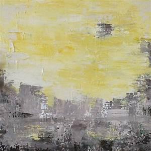 Schattenfugenrahmen Selber Machen : abstrakt gelb acryl auf leinwand 50x50 cm bilder pinterest leinwand acryl und abstrakte ~ Eleganceandgraceweddings.com Haus und Dekorationen