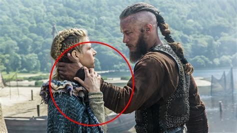 Vikings Lagertha Funny Moments And Behind The Scenes