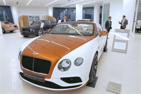 Bentley Motors Opens First Dealership In Kenya