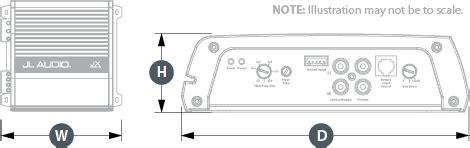 jx500 1d car audio lifiers jx jl audio