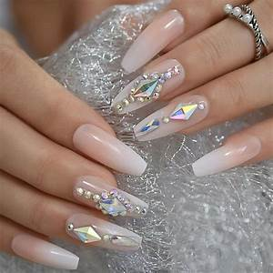 best wedding nail ideas for a bridal manicure in 2020