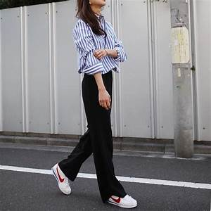87 best OFFICE | How to wear Nike Cortez images on Pinterest | Clothing apparel Dressing up and ...
