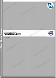 Volvo C30 S40 V50 C70 2008 Wiring Diagram