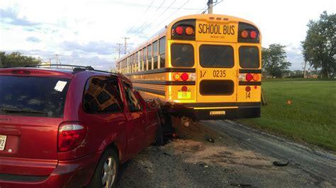 Fort Wayne Community Schools Bus Involved In Crash, No